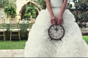 За несколько дней до свадьбы