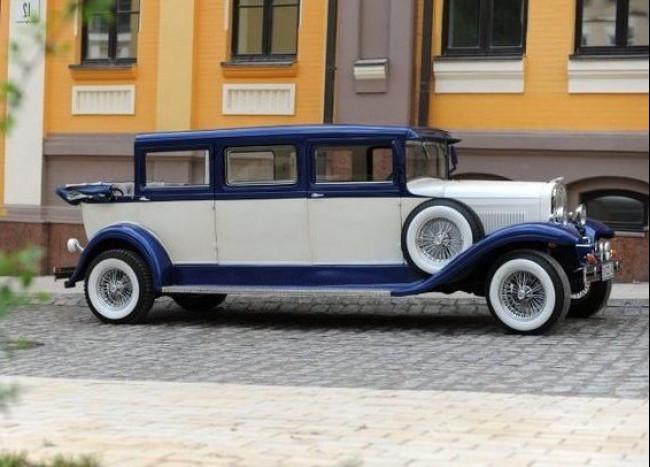 CADILLAC Al Capone (1930 г.)-4