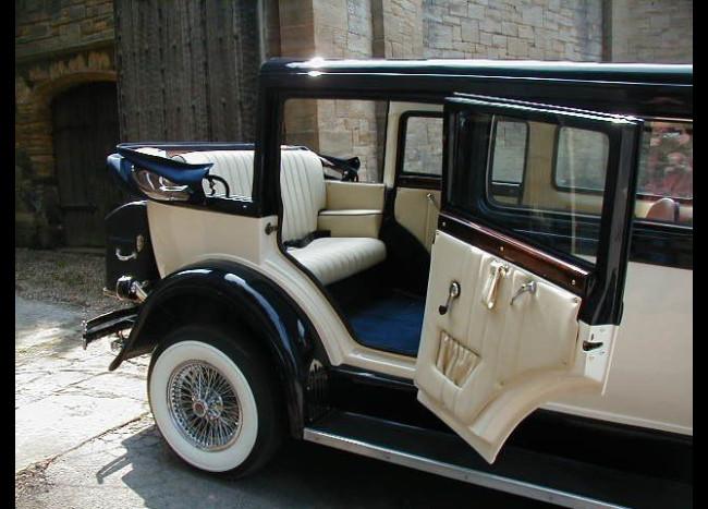 CADILLAC Al Capone (1930 г.)-2