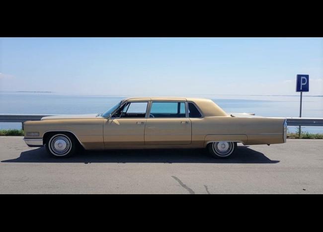 Cadillac Fleetwood (1970 г.)-4