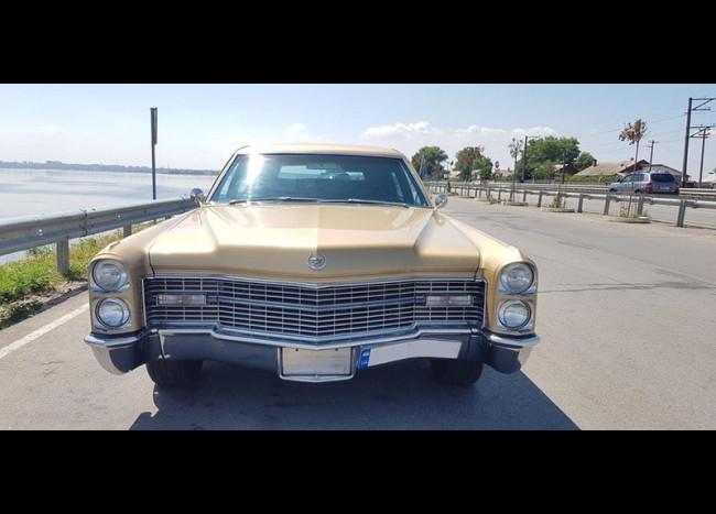 Cadillac Fleetwood (1970 г.)-3