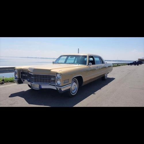 Cadillac Fleetwood (1970 г.)