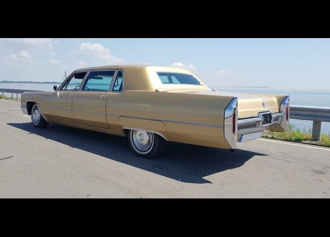 Cadillac Fleetwood (1970 г.)-5