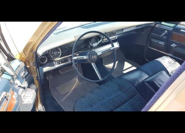 Cadillac Fleetwood (1970 г.)-1
