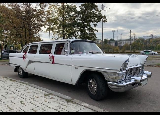 Чайка ГАЗ-13 лимузин (1958 г.)-3