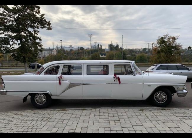 Чайка ГАЗ-13 лимузин (1958 г.)-5