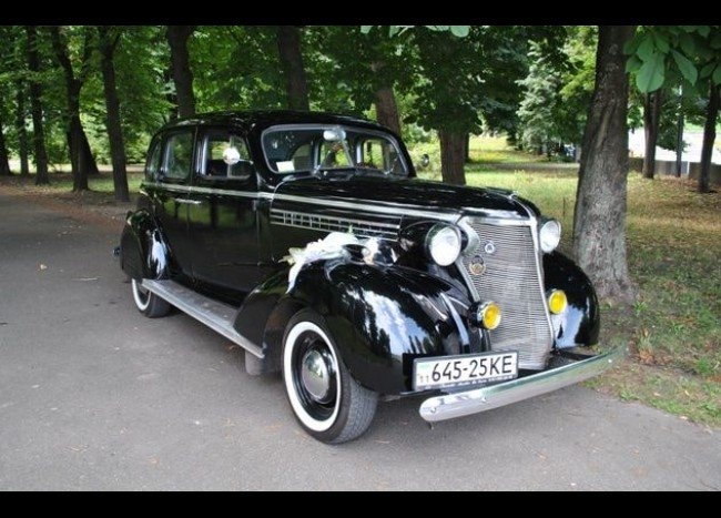 Chevrolet Master Deluxe (1938 г.)