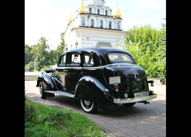 Chevrolet Master Deluxe (1938 г.)-1