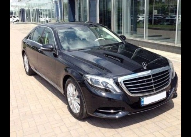 Mercedes w222 S-class AMG