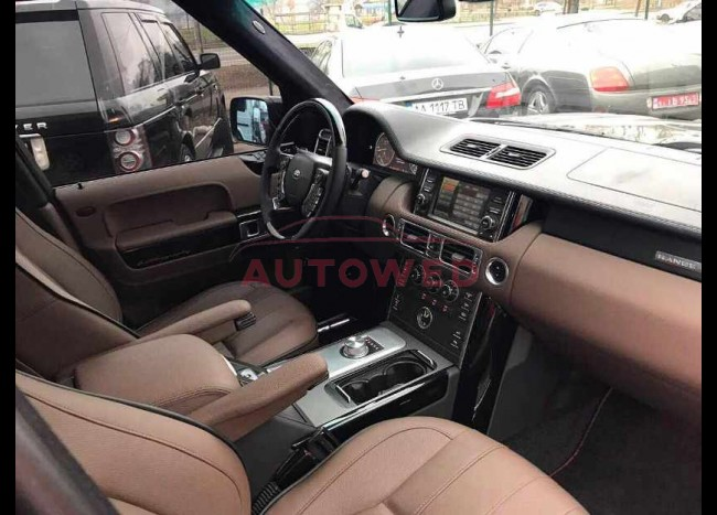RANGE ROVER Vogue-4