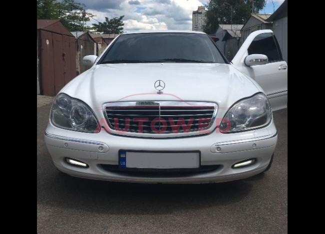 Mercedes w220 S500L-2