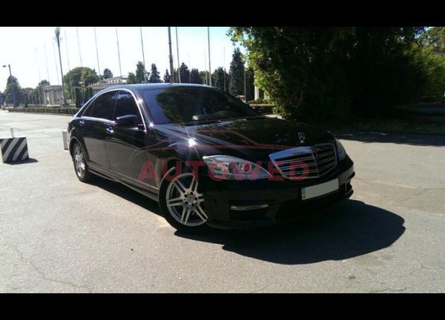 Mercedes W221 S600L AMG