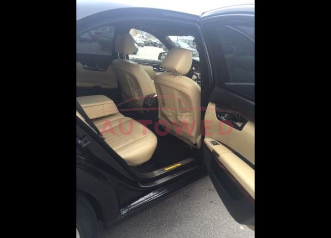 Mercedes W221 S550 Long-5