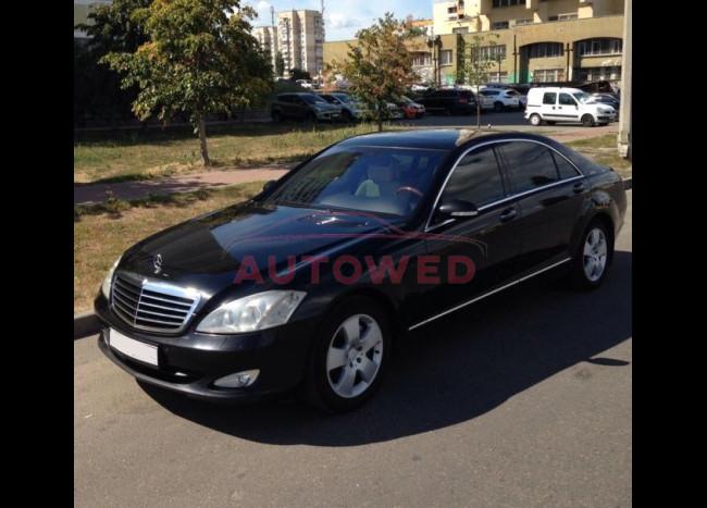 Mercedes w 221 S 550L