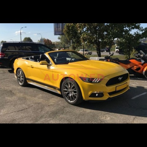 Ford Mustang GT (new)