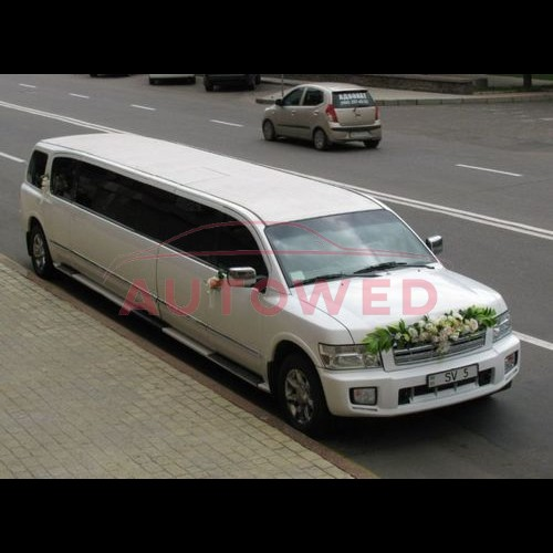 Лимузин INFINITI QX56