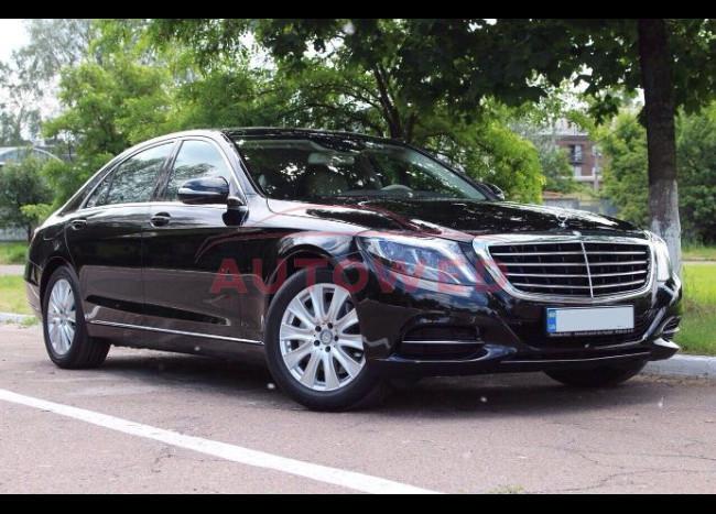 Mercedes w222 S350 Long 4matic
