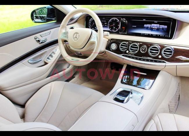 Mercedes w222 S350 Long 4matic-5