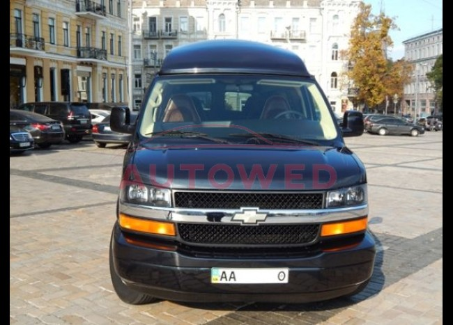 CHEVROLET Express (8 мест)-2