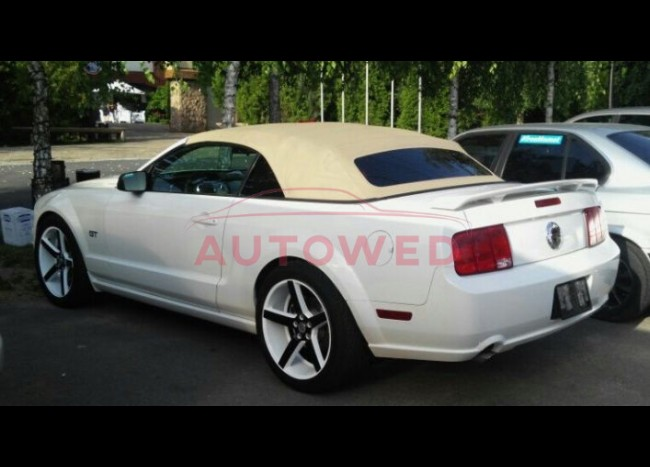 Ford MUSTANG GT Cabriolet-5