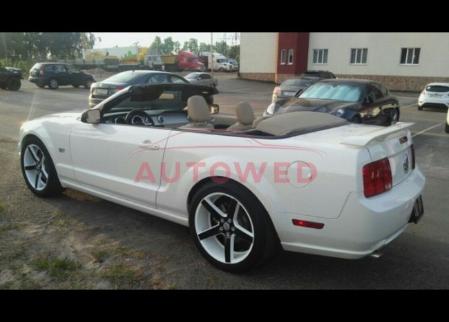 Ford MUSTANG GT Cabriolet-3