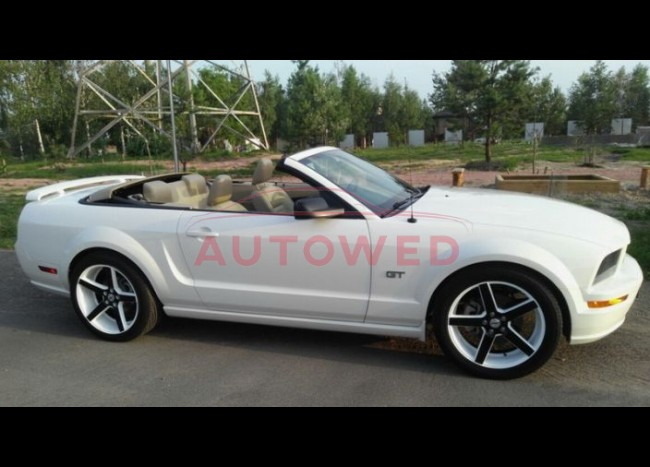 Ford MUSTANG GT Cabriolet-2