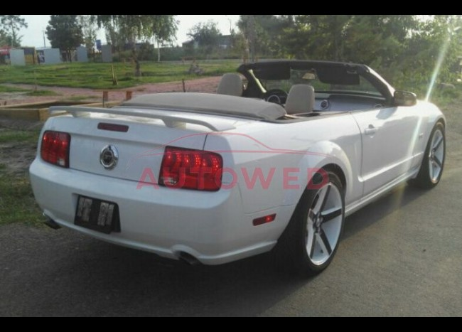Ford MUSTANG GT Cabriolet-4