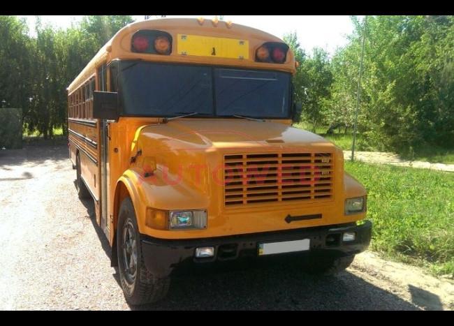 Школьный Диско-автобус USA (15 мест)-4