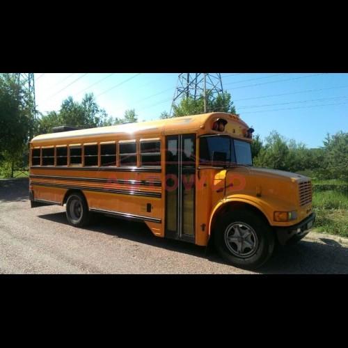 Школьный Диско-автобус USA (15 мест)