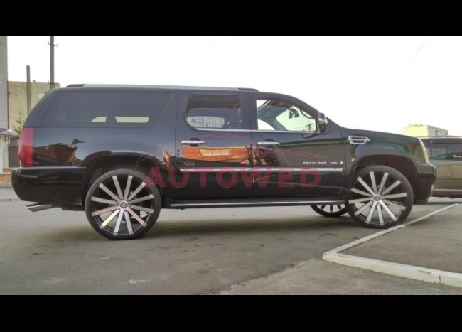 CADILLAC Escalade Long-5