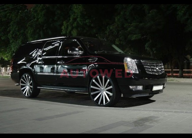 CADILLAC Escalade Long-4