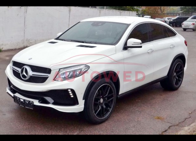 MERCEDES GLE COUPE-2