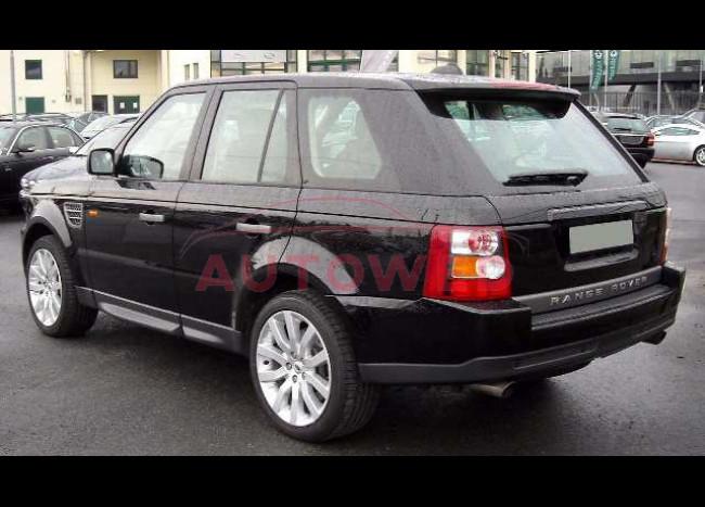 Range Rover Sport (черный)-3