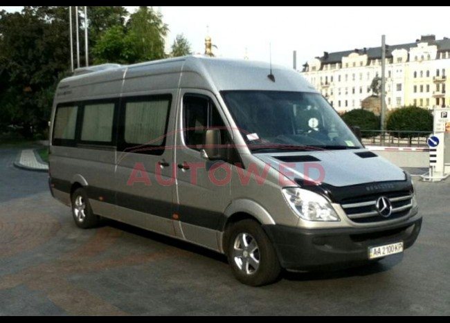 MERCEDES Sprinter Lux (12 мест) =