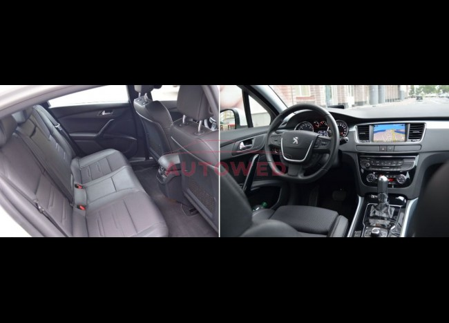 PEUGEOT 508 GT-4