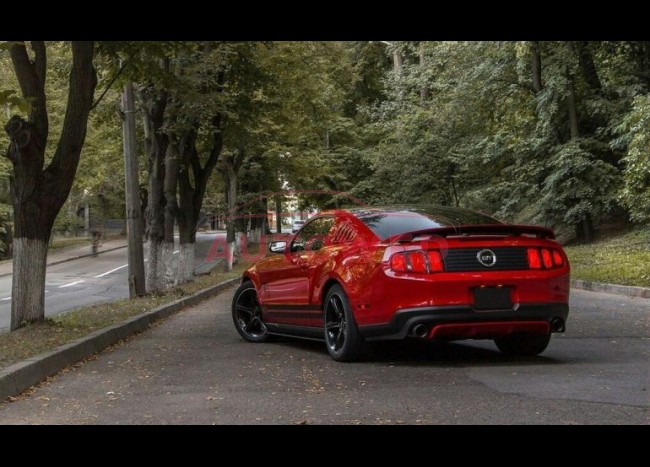Ford Mustang GT Sport-4
