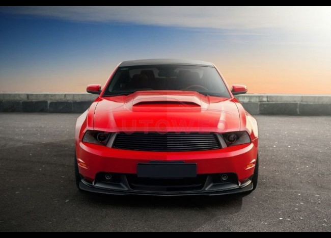 Ford Mustang GT Sport-2