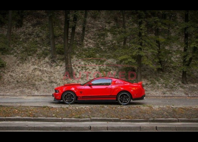 Ford Mustang GT Sport-3