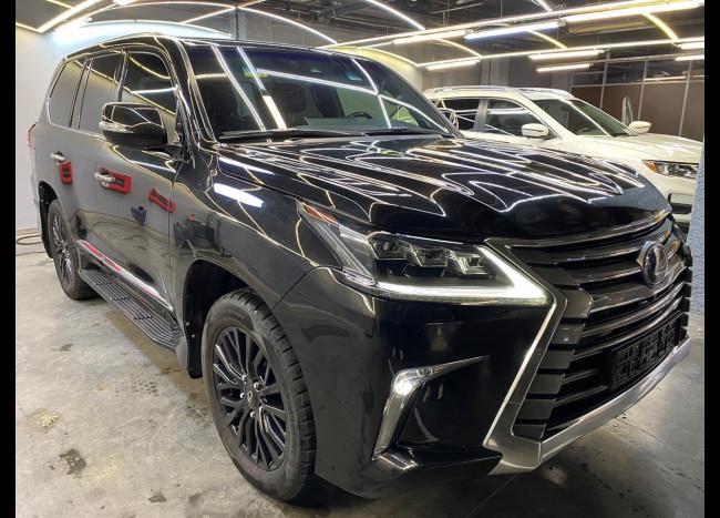 Lexus LX F-Sport NEW-4