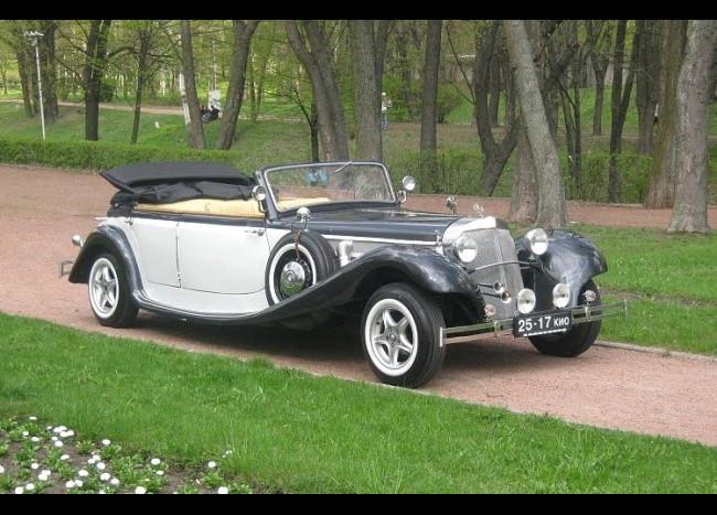 Mercedes-Benz 540 К (1939 г.)