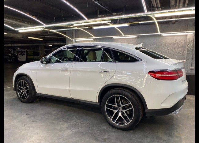 MERCEDES GLE COUPE NEW-1