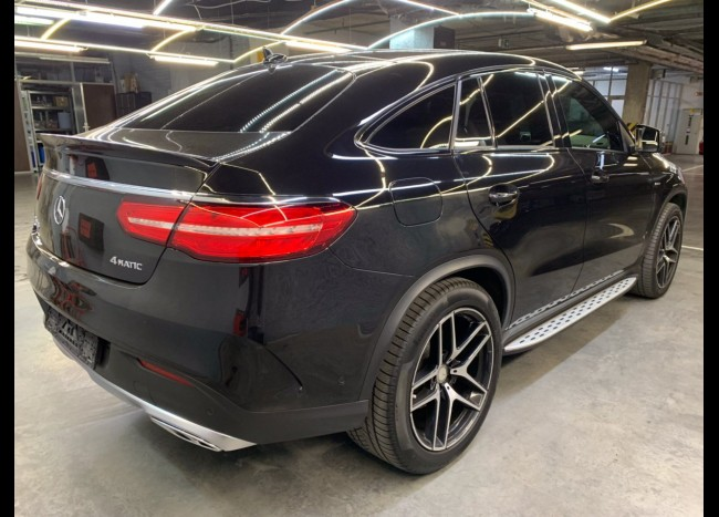 MERCEDES GLE COUPE NEW-5