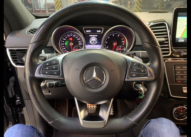 MERCEDES GLE COUPE NEW-2