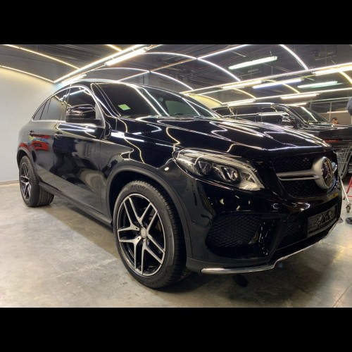 MERCEDES GLE COUPE NEW