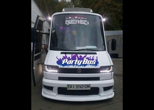 Party Bus DIAMOND (30 мест)-2