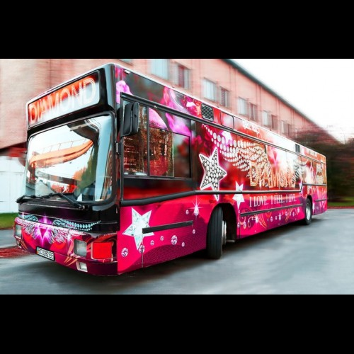 Party Bus DIAMOND (30 мест)