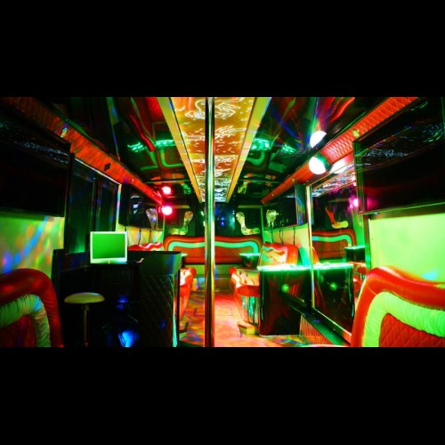 Party Bus Game-Bus Infinity (30 мест)-4