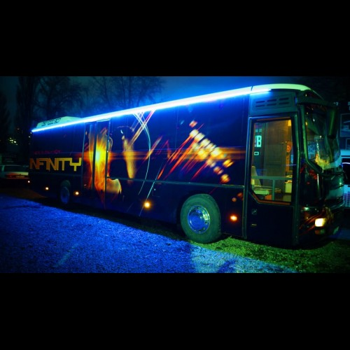Party Bus Game-Bus Infinity (30 мест)