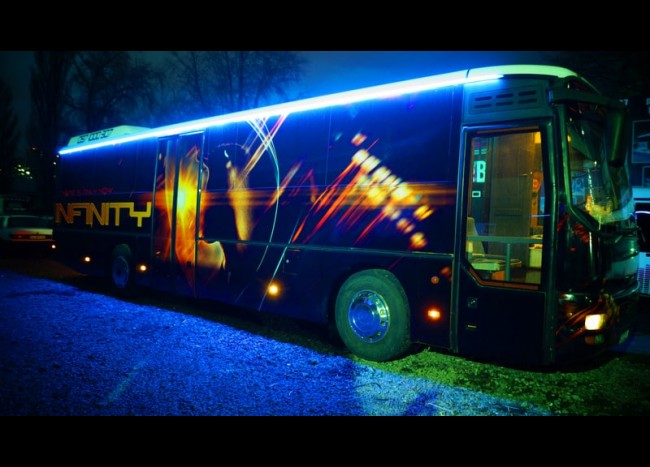 Party Bus DIAMOND (30 мест)