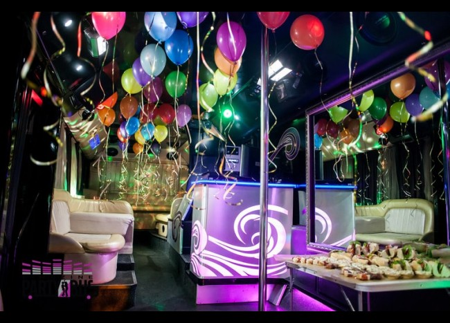 Party Bus GOLDEN PRIME (30 мест)-3